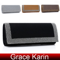 Wholesale GK Women s Aluminum Beads amp Rhinestone Clutch Evening Bag Shoulder Bag Handbag GZ635