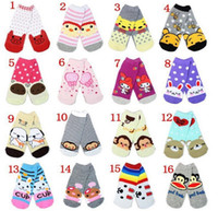 Wholesale Hot Sale Super Quality Cute Baby Socks Girl Boy Children TV Cartoon Cotton Socks pairs