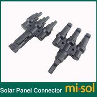 pv solar panel - misol MC4 Parallel connector M1F F1M Solar PV Connector Parallel for solar panels