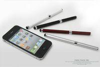 Wholesale Mini touch screen stylus pen Capacitive pen Stylus pen with gel pen for General Ball point pen Writ