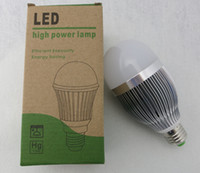 Wholesale 20pcs cheap e27 W Led Bulb light x3W E27 w LED Lights Ball Lamp commercial and furniture lighting
