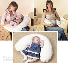 Wholesale versatile feeding pillow waist pillow pillow baby learn to sit pregnant women cushion