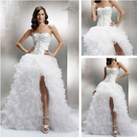 Trumpet/Mermaid Reference Images Chiffon WD01229 Sexy Grecian Style Open Fork Wedding Dress