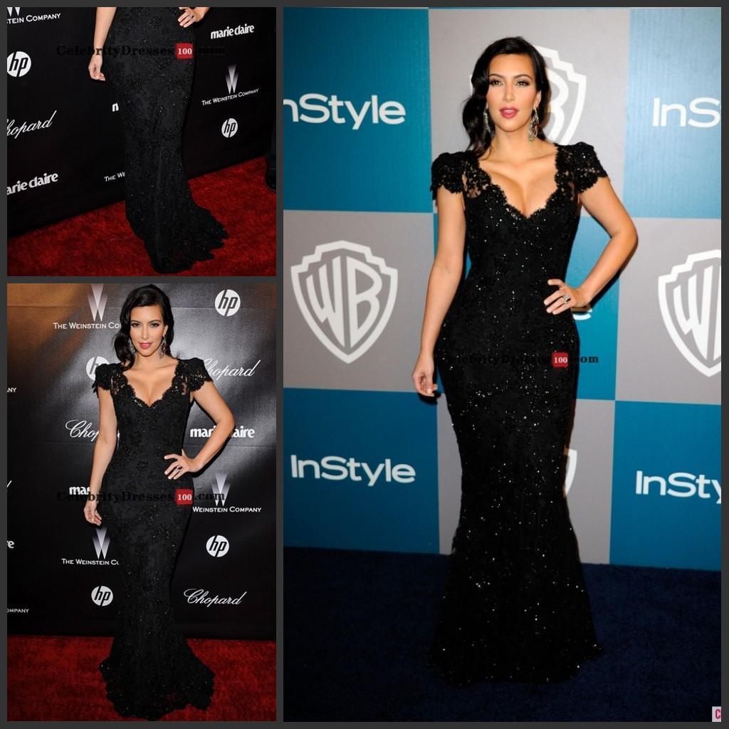 Kim Kardashian Prom Dresses
