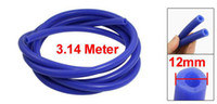Wholesale Freeshipping Meter Blue Silicone Vacuum Tube Hose mm Diameter for Car