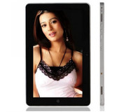 Wholesale 10 android Tablet PC Superpad Flytouch GB HDD GB DDR3 G Allwinner A10 Xmas Gifts Z190
