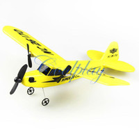 Electric 2 Channel 1:4 Wholesale - HOT -Sea gull RTF 2CH HL803 rc airplane EPP material rc glider radio control airplane model airplane
