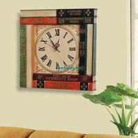 Wholesale Fashion big ben wall clock wall clock muons antique clock antique clock wall clock at home decoration