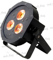 Wholesale American DJ Light Ultra Bright LED Flat Par38 Wash Fixture With ps W Tint IN RGBAW LEDs LLY248