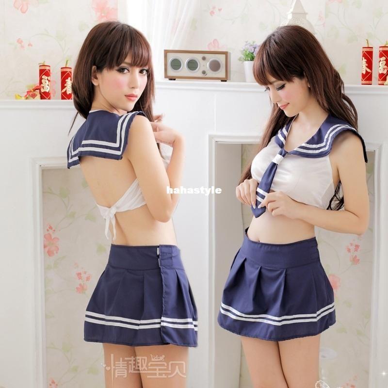 womens sexy lingerie uniform temptation korean japanese