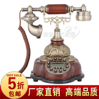 Wholesale Fashion antique telephone classical telephone antique telephone vintage telephone old fashioned quality
