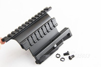 saiga - Quick Detachable Saiga x39 Rifle Double Side mm Rail Base Mount