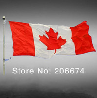 Wholesale National Flag of Canada CM