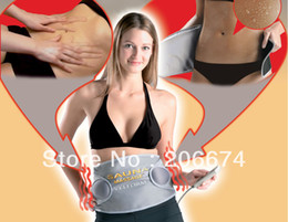 Wholesale latest style Vibration Slimming Massage Belt Silver