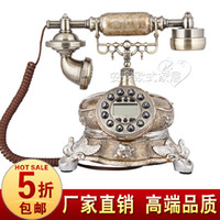 Wholesale Fashion antique telephone vintage telephone american classical telephone