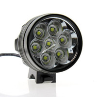 Wholesale BIke Light Cree XM L T6 Modes Lumen Front Bicycle Light With Battery Set