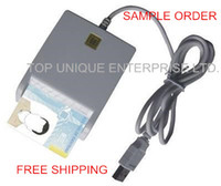 Wholesale SAMPLE ORDER EMV usb ID ATM smart card reader write ISO7816 Smart Card Reader SCR N58