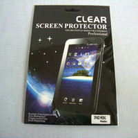 Wholesale 20pcs MOQ Whole Set Matte Anti scratch Screenguard screen protector for iphone S S for ipad ipad air ipad mini seven eleven