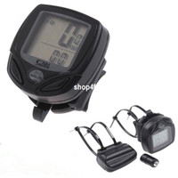Wholesale Bycicle Computer odometer Bike Speed Tester Bike Computer Speed meter