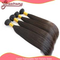 Queen Hair Products 100% Peruvian Virgin Hair Extension 3bun...