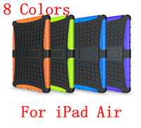 air quality impact - Best Quality Robot in Stand Case Impact Rugged Heavy Duty TPU PC Hybrid Shock Proof Cover Cases For Ipad Air
