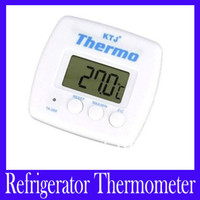 Wholesale high quality LCD Screen Display MINI Digital thermometer TA268B with retail packing