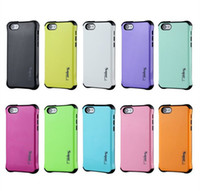 Super Plastic TPU Hybrid Shockproof Case for Iphone 5 5S 5C ...
