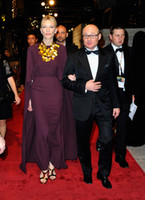Reference Images Crew Satin The Bat Style Evening Celebrity Dresses Cate Blanchett in Valentino 2013 Dubai International Film Festival Opening Night 024