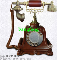 Wholesale 8220b gift phone antique telephone technology phone classic phone american style telephone