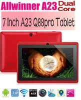 Under $50 7 inch Dual Core DHL FREE cheap free shipping 10PCS 7 inch HDMI Dual Core Android 4.2 tablet pc NEW Allwinner A13 A20 A23 1.5GHz 4GB WIFI PZ1