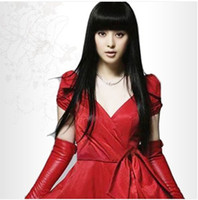 Wholesale high quality color crossdresser s Full wigs Long straight hair Wig Cosplay Party and shows