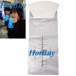 Wholesale New Transparent Car Motion Vominator Barf bag Emesis Vomit Bag Sickness Bag with Graduations