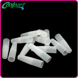 E cigarette Disposable drip tips Taster silicone drip tips healthy ecigs test tips silicone cover disposable drip tips 510 mouthpiece