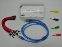 Wholesale 100MHz CH MHz CH USB Logic Analyzer with support I2C SPI UART and PWM