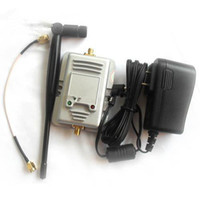 wifi antenna booster - New Arrive W b g WiFi Wireless Broadband Amplifiers Router Power Range Signal Booster with Antenna
