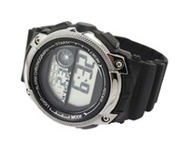 Sport Men's Auto Date japan movement stainless steel watch