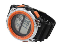 Sport Men's Auto Date japan movement watch stainless steel back