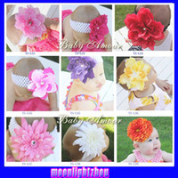 Headbands Cotton Patchwork BABY Girl's Hair Headbands girls hair clips ornaments babys flower Headbands Childrens Hair Accessories 1246474206 ty c