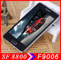 Wholesale MTK6582 Quad Core phone F9006 Mini Note HDC N9006 N9000 GHz Android Android Smart cell Phone Smartphone quot MP Camera G GPS