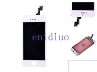 For Apple iPhone YL-010  Good Quality LCD Display Touch Screen With Digitizer With Frame Full Assembly For iPhone 5S 5C Free Shipping