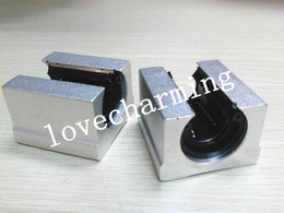 Wholesale 4pcs SBR16UU mm Linear Ball Motion Bearing Block