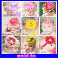 Headbands Cotton Patchwork BABY Girl's Hair Headbands girls hair clips ornaments babys flower Headbands Childrens Hair Accessories 1292897979 ty c