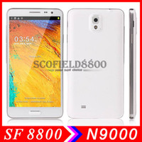 Star star - Star N8000 N9000 Note3 quot MTK6582 Quad Core SmartPhone IPS QHD Screen GB GB Interpolation to MP Back Android G GPS