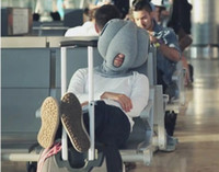 Wholesale Lunch break lazy alien sleeping pillow headgear prevent mosquito prevent interference