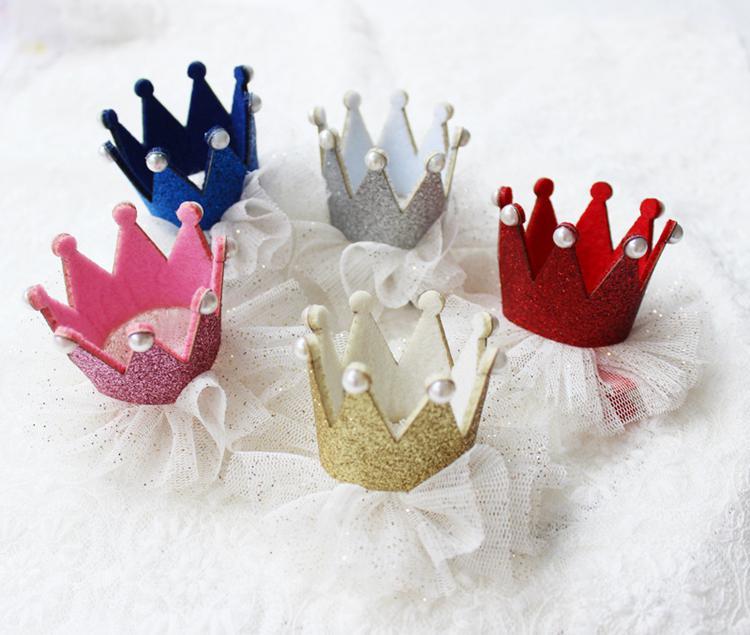 Детские короны из фетра своими руками