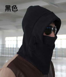 Wholesale Hot Thermal FLEECE in BALACLAVA HOOD POLICE SWAT SKI MASK