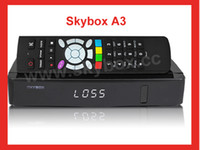 Wholesale DVB S2 Original Skybox A3 with ali3606 chipset skybox A3 hd PVR digital satellite receiver