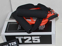 Cheap Hayi supply T25 Focus MIB training set with Band rip 60 FOCUS t25 nailed it free dhl