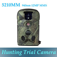 Wholesale Ltl Acorn MM nm MP MMS Hunting Camera with extend solar charger scouting trail camera solar charger