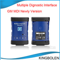 Wholesale GM MDI Scanner Multiple Diagnostic Interface For GM with Lastest Softwares GM MDI Scan Tool